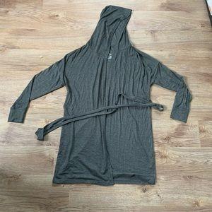 Xhilaration Gray Sleepwear Robe S/M